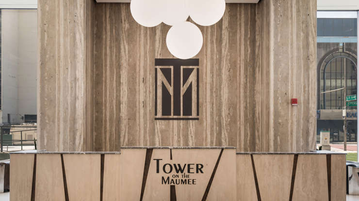 First Tenant of the Tower on the Maumee announced