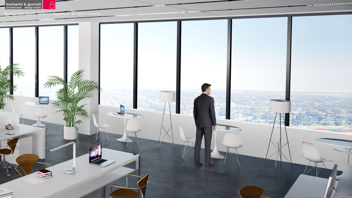 Inside look at Toledo's Tower on the Maumee as apartment construction progresses